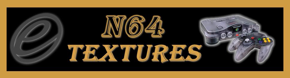N64 Textures